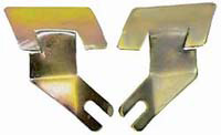 1968-1974 Chevrolet Nova Goodmark Windshield Reveal Molding Outer Clips