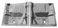 1964-1972 Chevrolet Chevelle Goodmark Floor Pan (Left - Rear) - 30 W X 30 L