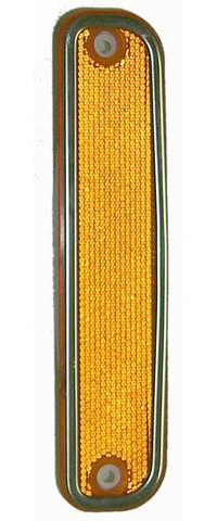 1973-1991 Chevrolet Suburban Goodmark Assembly For Side Marker Light (Front) - w/Trim