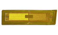 1973-1991 Chevrolet Suburban Goodmark Assembly For Side Marker Light (Left - Front) - w/o Trim