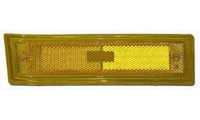 1973-1991 Chevrolet Suburban Goodmark Assembly For Side Marker Light (Right - Front) - w/o Trim