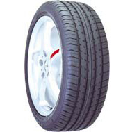 1987-1990 Mercury Capri Goodyear Eagle GS-D EMT Run Flat P225/45R-17 84V RF B