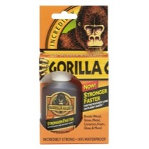 1964-1965 Mercury Comet Gorilla Epoxy 2 oz. Bottle Gorilla Glue
