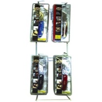 1993-1997 Mazda Mx-6 Great Neck Tools Lockback Utility Knife Display