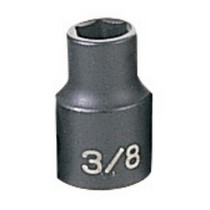 "1979-1982 Ford LTD Grey Pneumatic 3/8"" Drive Fractional Standard Impact Socket "" 3/8"""
