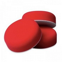 2002-2006 Mini Cooper Griot's Garage 3' Red Foam Wax Pads, Set Of Three