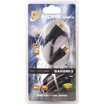 2007-9999 Honda Fit Gsi  3 ft. High Definition HDMI Cable, Gold