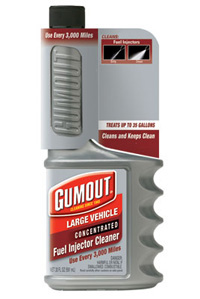 1999-2007 Ford F250 Gumout Large Vehicle Concentrated Fuel Injector Cleaner