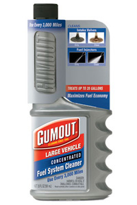 1965-1972 Mercedes 250 Gumout Large Vehicle Concentrated Fuel System Cleaner