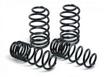 "1986-1995 Mercedes E-Class H&R Sport Springs - Lowers Front: 1.5"", Rear: 1.3"""