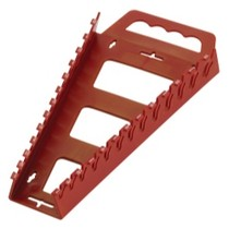 1984-1986 Ford Mustang Hansen Global Quik-Pik SAE Wrench Rack - Red