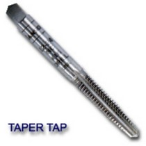 "2002-2005 Mercury Mountaineer Hanson High Carbon Steel Machine Screw Fractional Taper Tap 1/4""-28 NF"