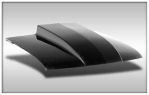 Chevrolet S10 Fiberglass Hoods at Andy's Auto Sport