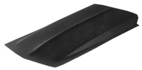 "1970-1973 Chrysler New_Yorker Harwood Cowl Scoop - 4"" x 38.5"" Z-28, 24"" Wide (May Trim To Fit For Proper Length)"