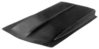 "1970-1973 Chrysler New_Yorker Harwood Cowl Scoop - 2"" x 53"" Z-28, 28"" Wide (May Trim To Fit For Proper Length)"
