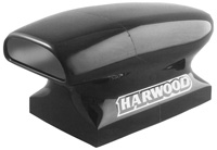 "1988-1994 Audi V8 Harwood Aero Comp III Dragster Scoop - Base 22"" L x 13.75"" W, 14.5"" Overall Height, 12.25"" to top of opening, Opening 3.5"" x 12.5"""