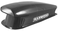 "1988-1994 Audi V8 Harwood Aero Scoop - Base 36"" L X 17.5"" W, Overall 40.5"" L X 12"" H, (Closed Back)"