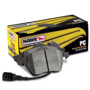 Hawk HB478B.605 HPS 5.0 Rear Disc Brake Pad Fits Volvo C30//C70//S40//V50