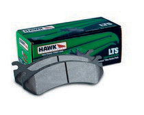 1998-2002 Honda Passport Hawk Super Duty Light Truck and SUV Brake Pads