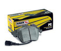 2008-9999 Subaru Impreza Hawk Performance Ceramic Brake Pads