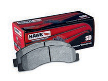 1974-1976 Mercury Cougar Hawk Super Duty Commercial Truck Brake Pads