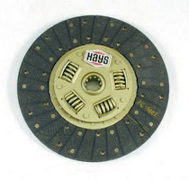 1972-1980 Dodge D-Series Hays Street and Strip Clutch Plate - Borg And Beck (11 Inch Diameter)