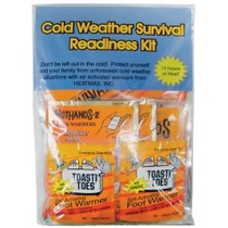 2006-9999 Mercury Mountaineer HeatMax Cold Weather Survival Readiness Kit