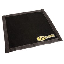 "1997-2004 Chevrolet Corvette Heatshield HP Torch Blanket - 18"" X 18"" - Black Felt"