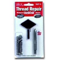 1992-1993 Mazda B-Series Helicoil Thread Repair Kit 5/16-18in.