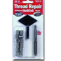 1992-1993 Mazda B-Series Helicoil Thread Repair Kit 3/8-16in.
