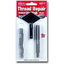 1992-1993 Mazda B-Series Helicoil Thread Repair Kit 7/16-14in.