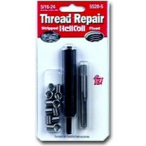 1972-1980 Dodge D-Series Helicoil Thread Repair Kit 3/8-24in.