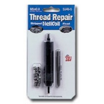 1992-1993 Mazda B-Series Helicoil Thread Repair Kit M5 x 8in.