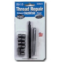 1972-1980 Dodge D-Series Helicoil Thread Repair Kit M9 x 125in.