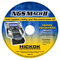 1989-1992 Ford Bronco Hickok NGS Mach II v4.0 2011 Software Update