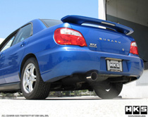 88-91 Corolla GTS HKS Sport Exhaust System