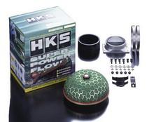 "2.4L KA24DE For 91-94 Nissan 240SX S13 2.75/"" Cold Air Intake Black Filter Red"