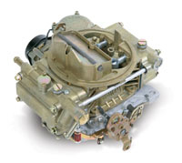 1970-1972 Pontiac LeMans Holley Carburetor - Street, 4 bbl, 600 cfm, Vacuum Secondary, 50 State Legal