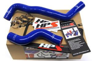 1991-1999 Nissan Sentra with SR20 HPS Blue Silicone Radiator Hose Kit Coolant - Blue