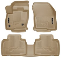 Ford Edge Husky Floor Liner Nd Seat Front