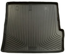 2003-9999 Honda Pilot Husky Classic Style Rear Cargo Liner – Black (Fits Over Folded Flat 3rd Row Seat, Behind 2nd Seat Rear)