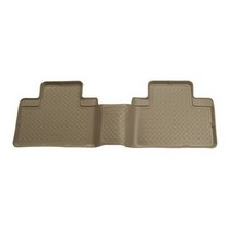 2006-2009 Ford Explorer, 2006-2009 Mercury Mountaineer Husky Classic Style 2nd Seat Floor Liners – Tan