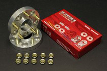 1970-1973 Datsun 240Z Ichiba Wheel Spacers (with Studs) - Spacer Width: 15mm