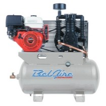 1999-2000 Honda_Powersports CBR_600_F4 IMC (Belaire) 11 HP 30 Gallon Horizontal Two Stage Gas Driven Air Compressor
