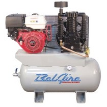 1999-2000 Honda_Powersports CBR_600_F4 IMC (Belaire) 13 HP Honda Two Stage Engine Powered Compressor