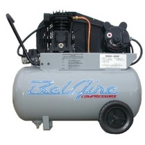 1999-2000 Honda_Powersports CBR_600_F4 IMC (Belaire) 2 HP 20 Gallon 115 Volt Single Phase Portable Compressor