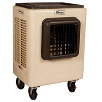 "1970-1972 GMC K5_Jimmy Impco Air Coolers 10"" Metal Mobile Evaporative Cooler 2,000 CFM"