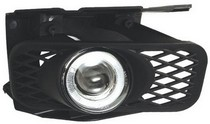 1999-2007 Ford F250 In Pro Car Wear Fog Lights, Projector W/ Halo - Clear