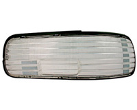91-96 Chevrolet Caprice, 94-96 Chevrolet Impala SS In Pro Car Wear Tail Lights - Tail Lens (Clear)
