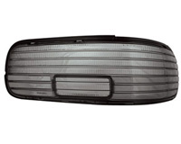 91-96 Chevrolet Caprice, 94-96 Chevrolet Impala SS In Pro Car Wear Tail Lights - Tail Lens (Smoke)